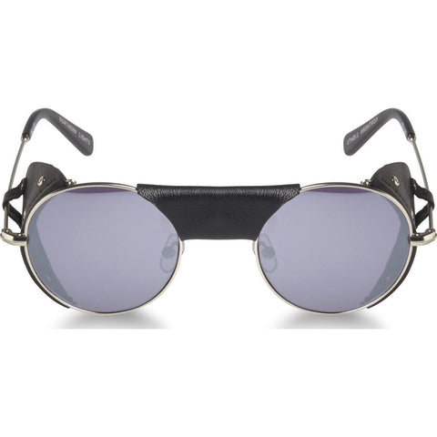 Northern Lights NL12S Chrome Sunglasses | Silver Mirror