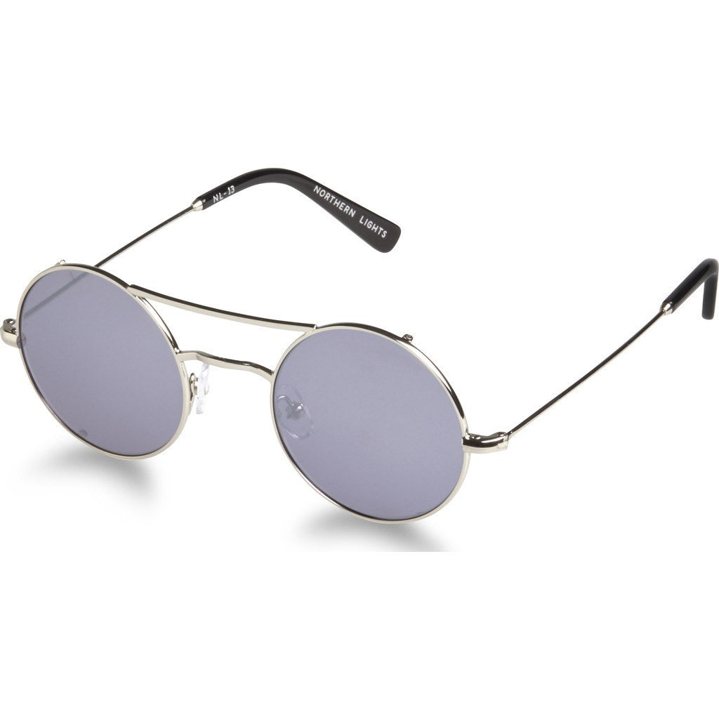 Northern Lights NL13 Chrome Sunglasses | Silver Mirror NL13-041-SMIR