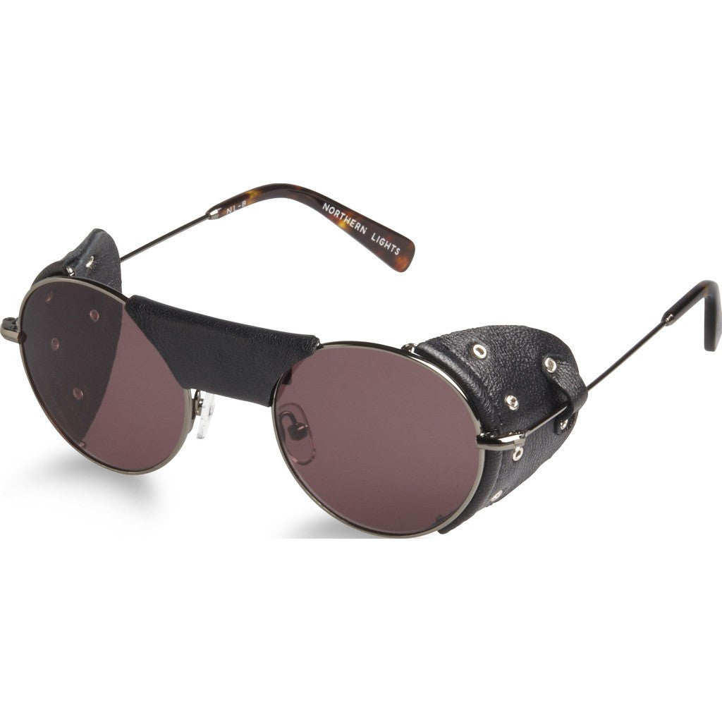 Northern Lights NL13 Gun Metal Sunglasses | Brown