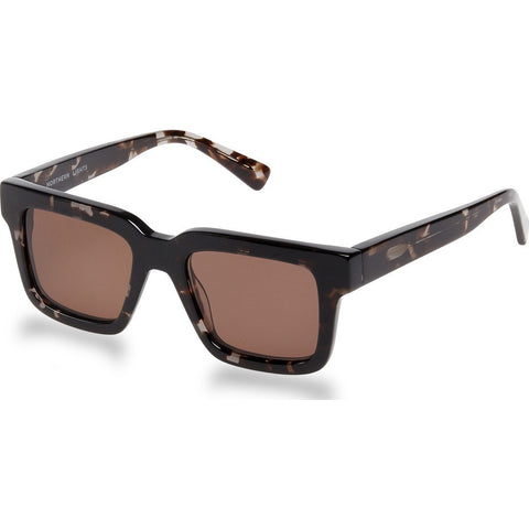 Northern Lights NL15 Dark Tortoise Sunglasses | Brown