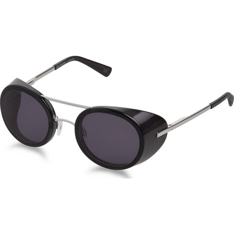 Northern Lights NL16 Chrome Sunglasses | Grey NL16-043-GRY