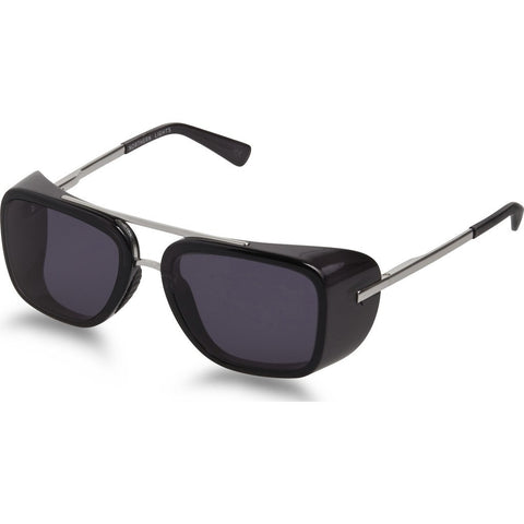 Northern Lights NL17 Chrome Sunglasses | Grey NL17-045-GRY