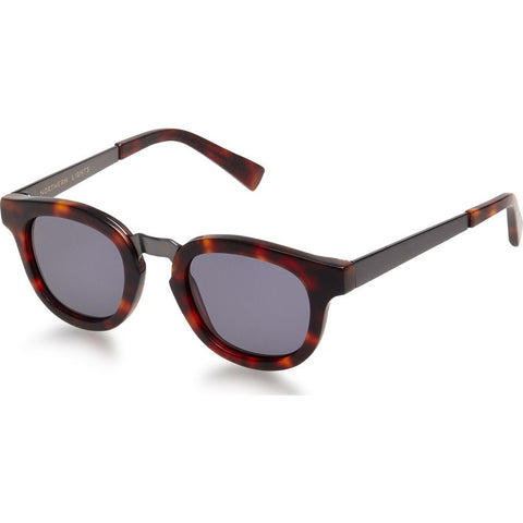 Northern Lights NL2 Matte Tortoise Sunglasses | Gray