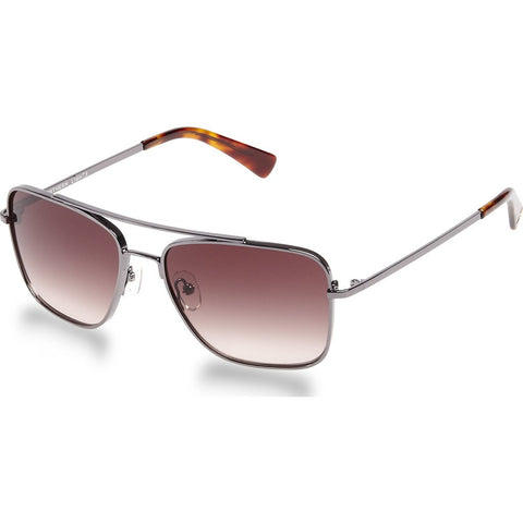 Northern Lights NL4 Gunmetal Sunglasses | Brown Gradient NL4-009-BRG