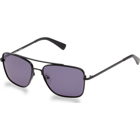 Northern Lights NL4 Matte Black Sunglasses | Gray NL4-010-GRY