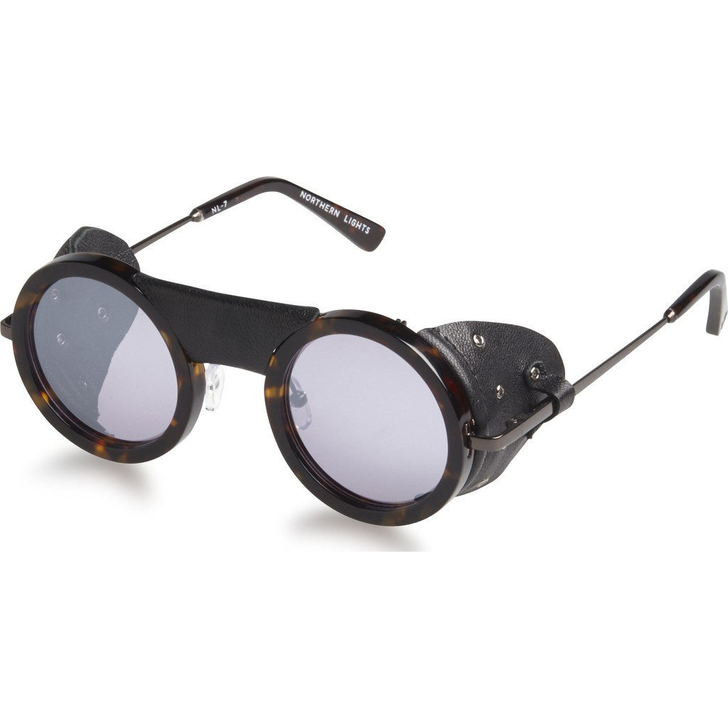 Northern Lights NL7 Nebula Sunglasses | Silver Mirror NL7-031-SMIR