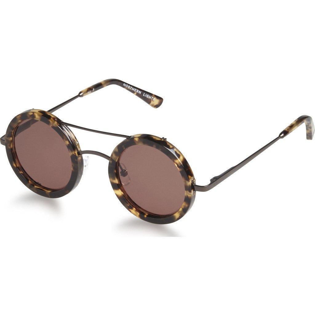 Northern Lights NL7 Solar Sunglasses | Brown NL7-032-BRN