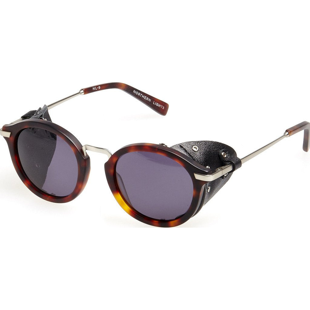 Northern Lights NL9 Matte Tortoise Sunglasses | Gray