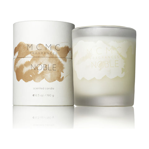 MCMC Fragrances Scented Candle | Noble NBL-CAN