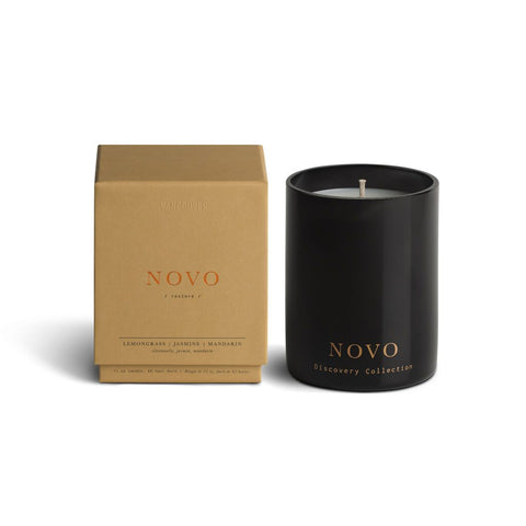 Discovery Collection: Premium Soy Wax Discovery Candle | Novo