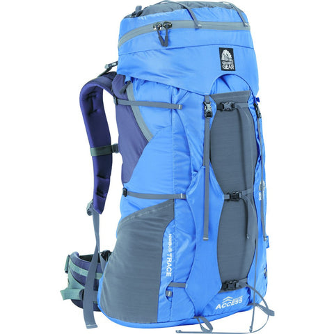 Granite Gear Nimbus Trace Access 60 Multi-Day PackÊ| Blue/Moonmist 56470-5009/56480-5009
