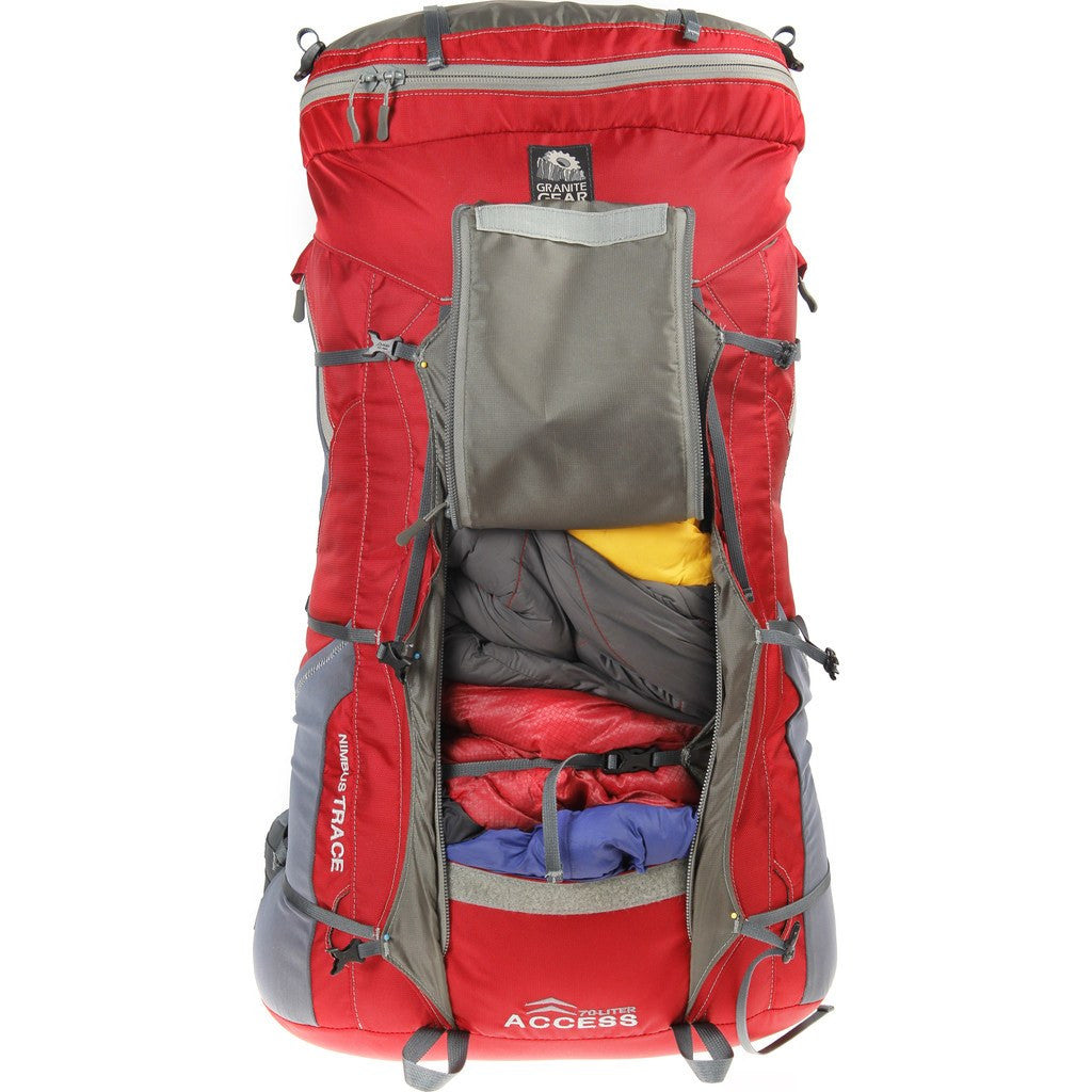 Granite Gear Nimbus Trace Access 70 Ki Multi-Day Pack | Red 565576/565675