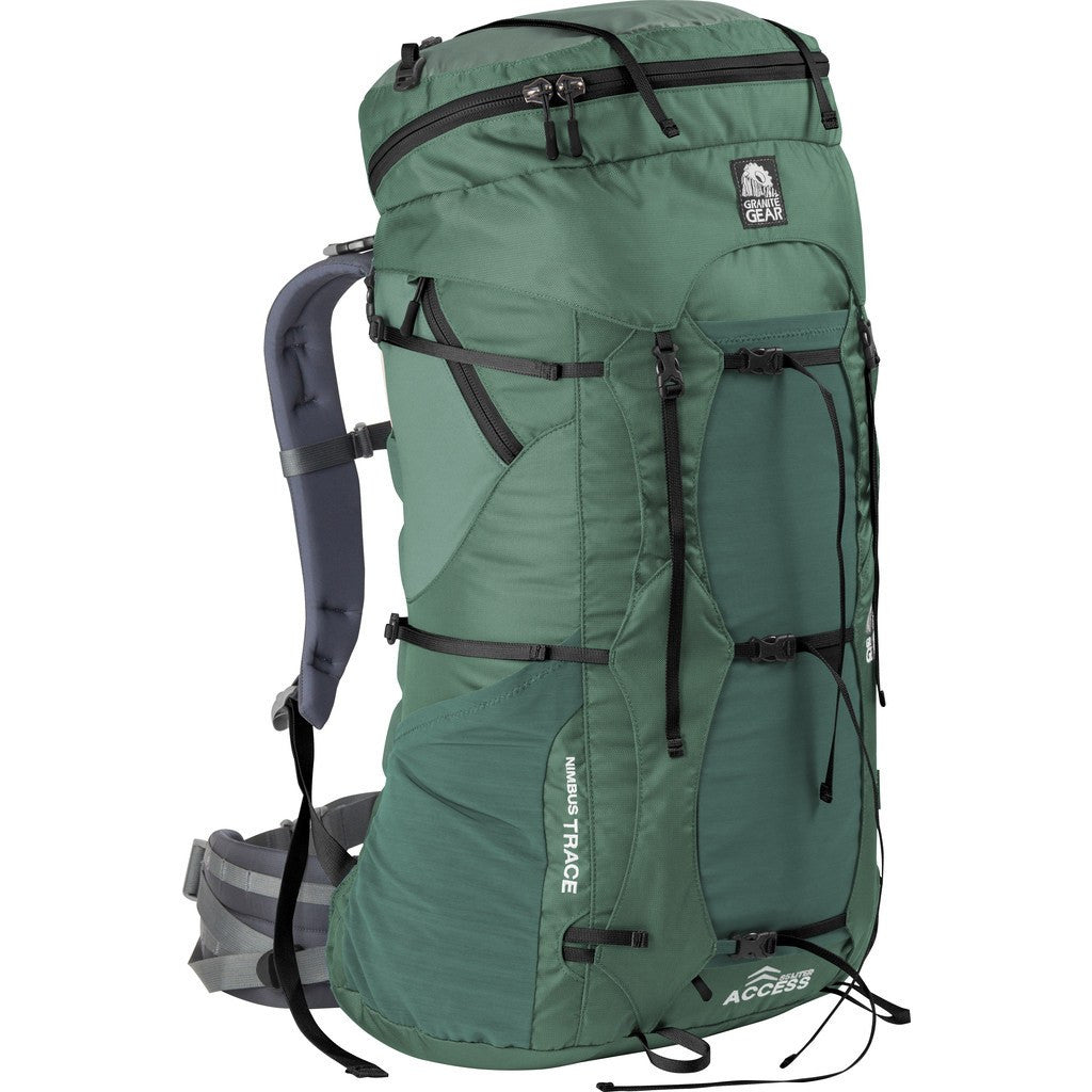 Granite Gear Nimbus Trace Access 85 Multi-Day Pack | Fern/Boreal 56870-4005/56880-4005