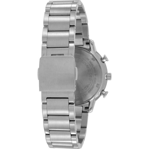 Issey Miyake C White Chronograph Watch | Steel NYAD002Y