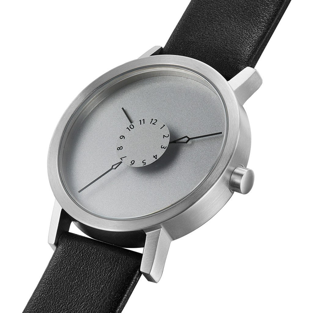 Projects Watches Nadir Watch | Steel / Leather Band 7265 SS