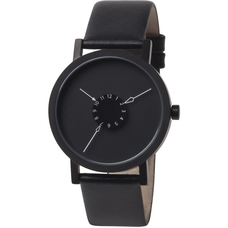 Projects Watches Damian Barton Nadir Watch | Black