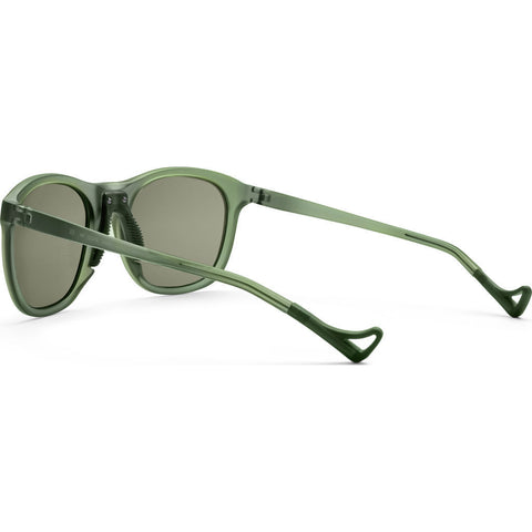 District Vision Nako Green Sunglasses | District Sky G15