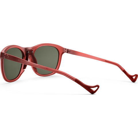 District Vision Nako Red Sunglasses | District Sky G15