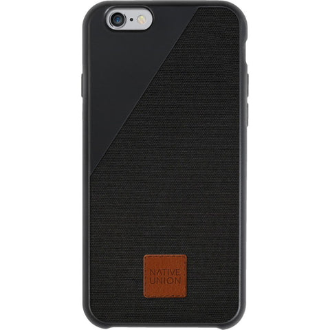 Native Union CLIC 360 Case for iPhone 7+ | Black CLIC360-BLK-CV-7P