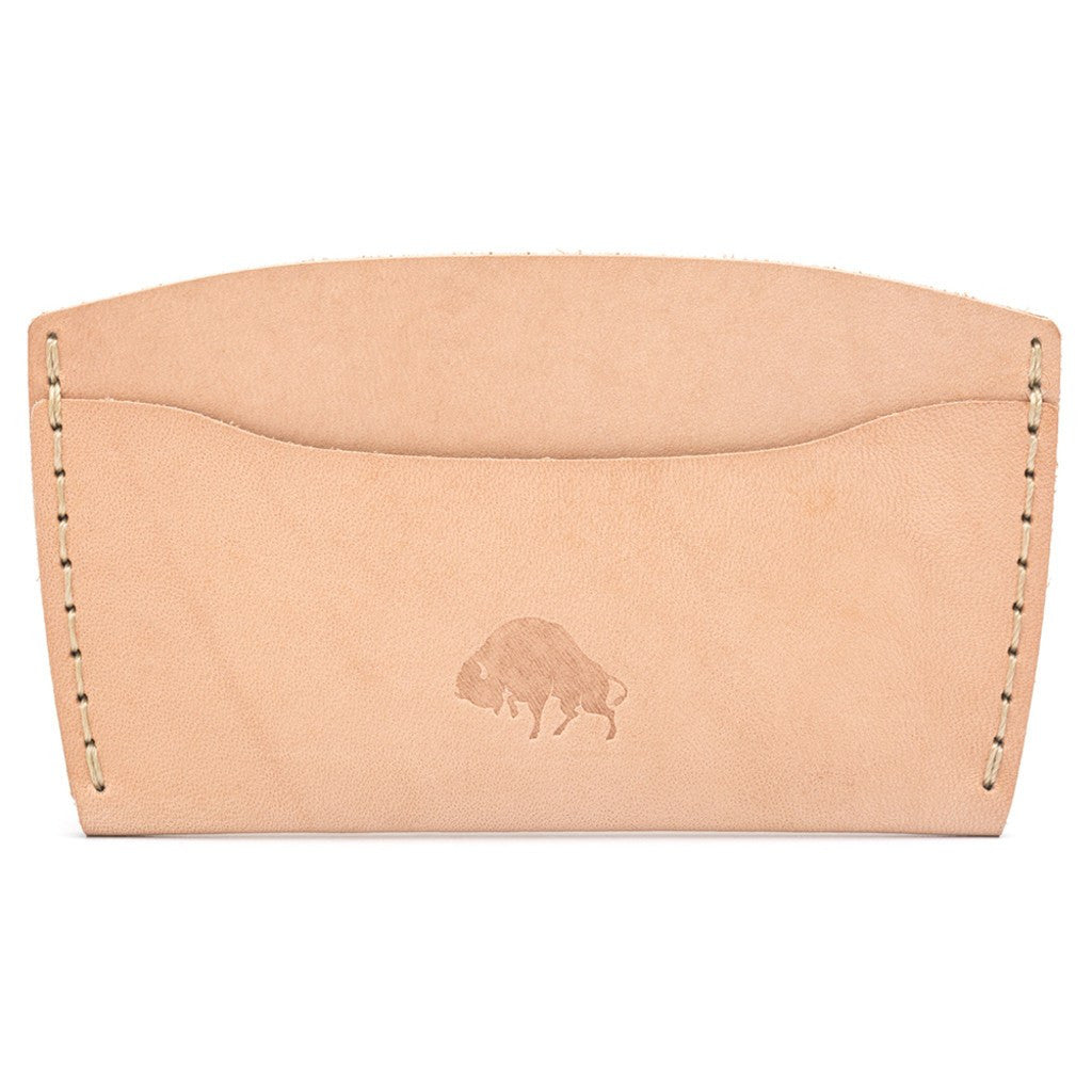 Ezra Arthur No. 3 Wallet | Natural