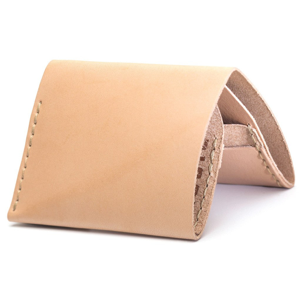Ezra Arthur No. 4 Wallet | Natural