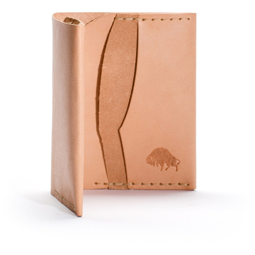 Ezra Arthur No. 4 Wallet | Natural CW412