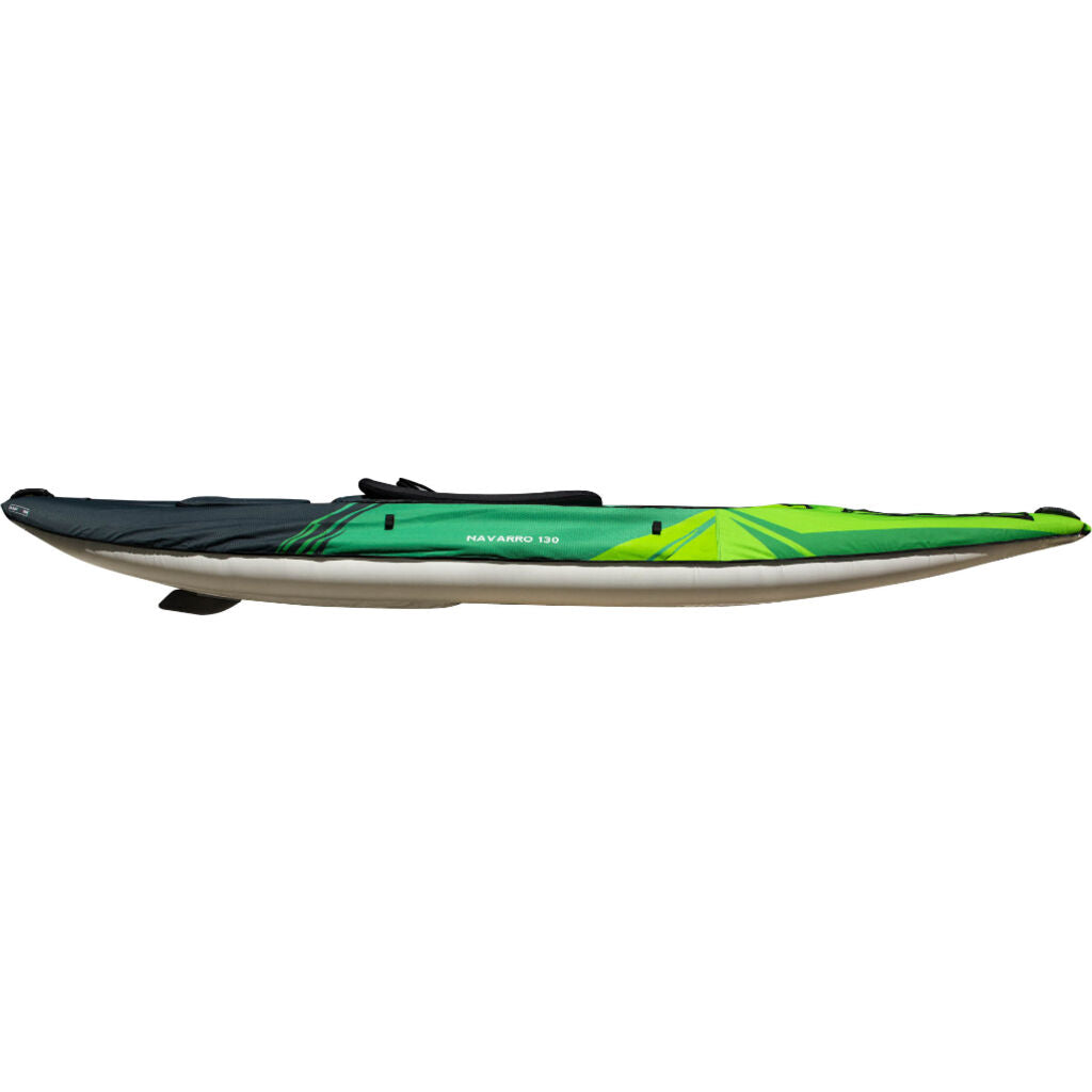 Aquaglide Navarro 130 Convertible Drop Stitch Floor Kayak