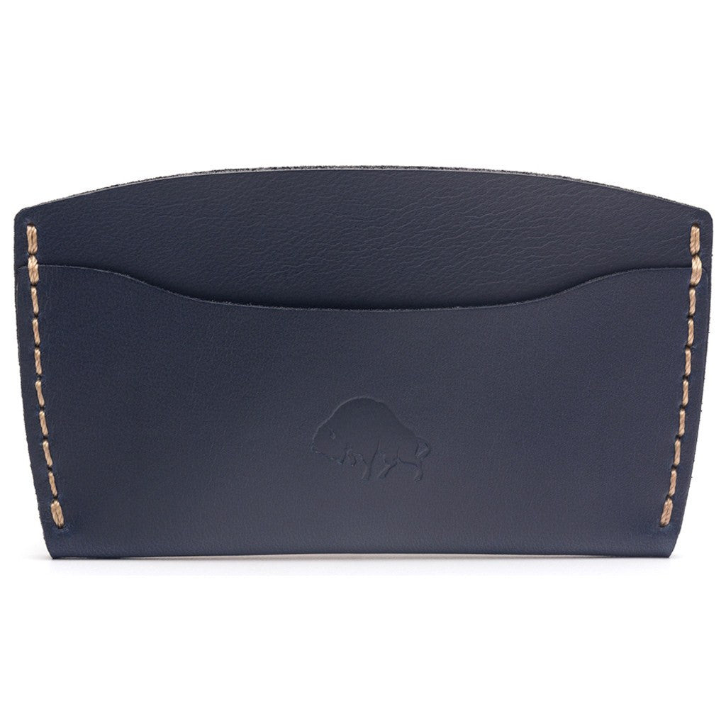 Ezra Arthur No. 3 Wallet | Navy CW323