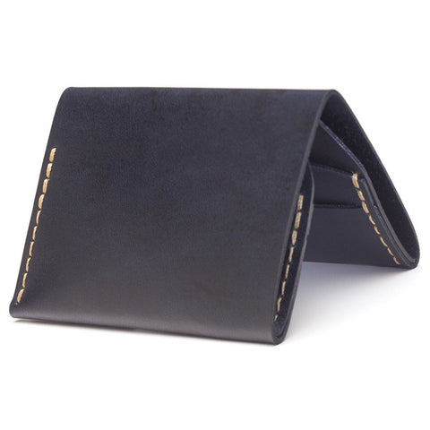 Ezra Arthur No. 4 Wallet | Navy CW423