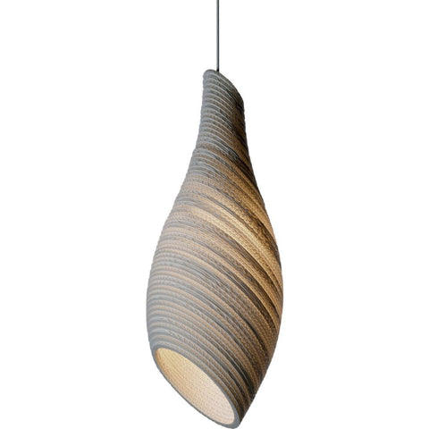 Graypants Scraplight Nest24 Pendant | White