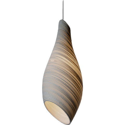 Graypants Scraplight Nest32 Pendant | White