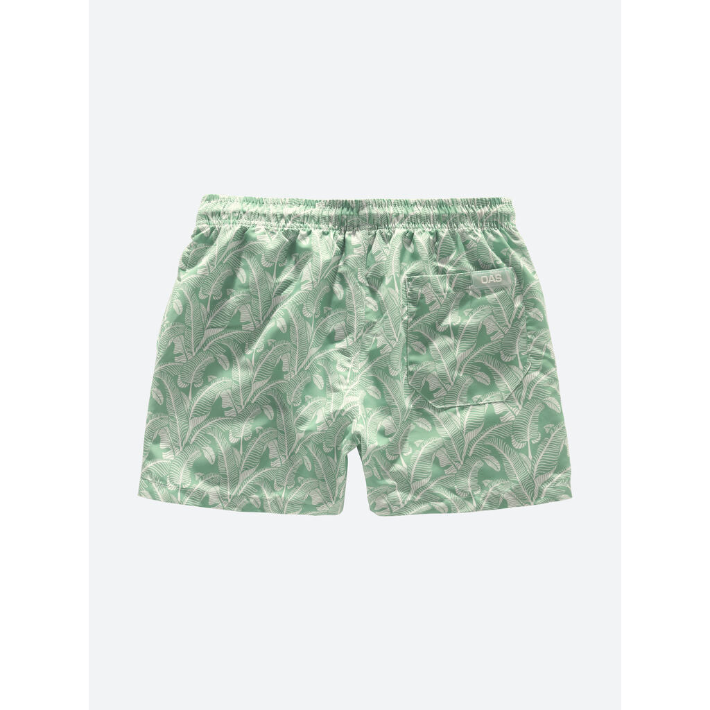 Oas New Leaf Swim Shorts