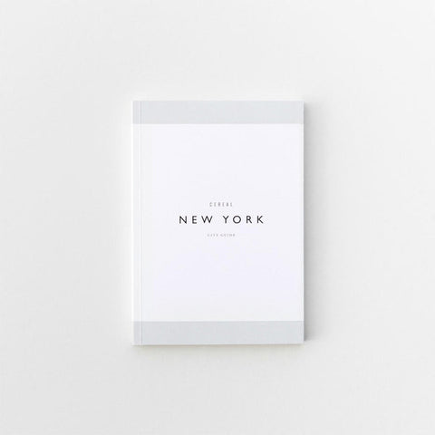 Cereal City Guide | New York