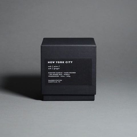Ranger Station City Series Scented Candle | New York