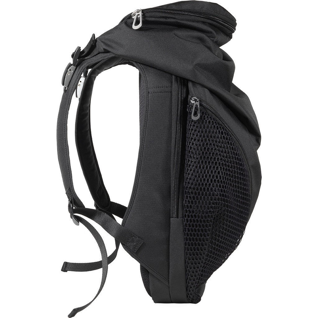 Cote&Ciel Nile Eco Yarn Backpack | Black 28471