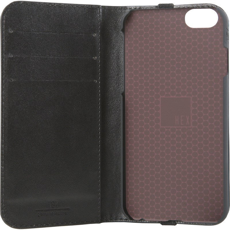 Hex x Nowartt Icon iPhone 6 Wallet Case | Grey