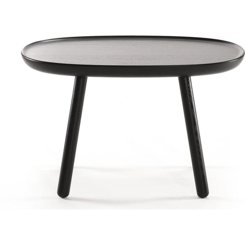 EMKO Na•ve Rectangular Side Table L610 | Black Nrec610black