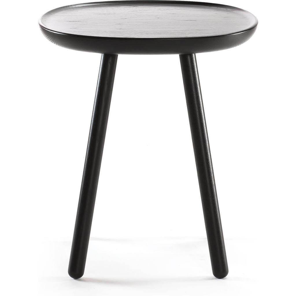 EMKO Na•ve Square Side Table D450 | Black Nsq450black