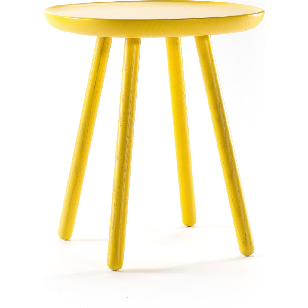 EMKO Na•ve Square Side Table D450 | Yellow Nsq450yellow
