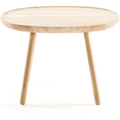 EMKO Na•ve Square Side Table D640 | Natural Ash Nsq640ash