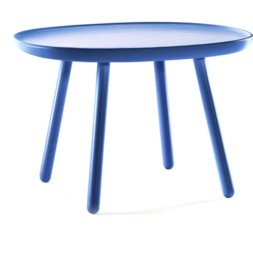 EMKO Na•ve Square Side Table D640 | Blue Nsq640blue