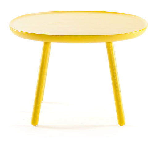 EMKO Na•ve Square Side Table D640 | Yellow Nsq640yellow