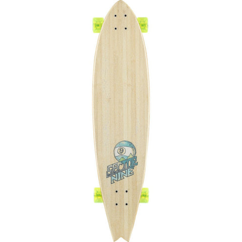 Sector 9 Bamboo Complete Skateboard | Offshore BBF163C
