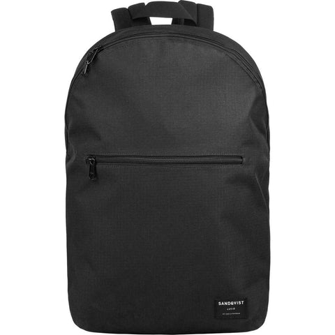 Sandqvist Oliver Backpack | Black SQA677 SQA677