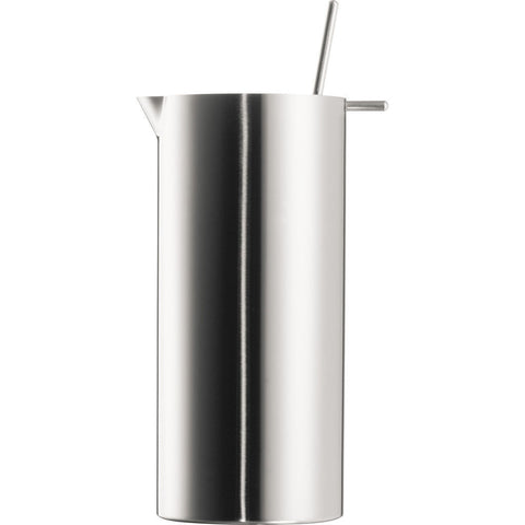 Stelton Arne Jacobsen Martini Mixer With Mixing Spoon | Steel 020-1