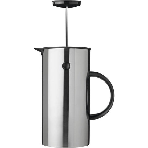 Stelton Erik Magnussen French Press | Steel 810