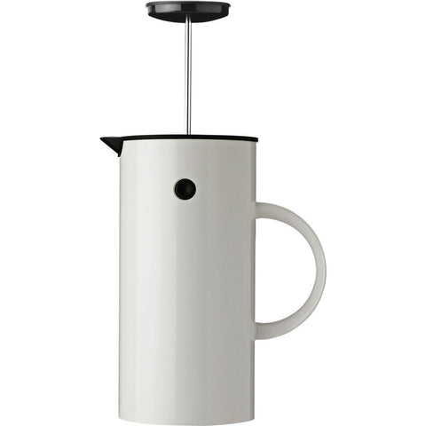 Stelton Erik Magnussen French Press | White 811