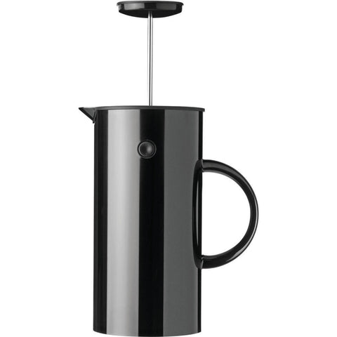 Stelton Erik Magnussen French Press | Black 812