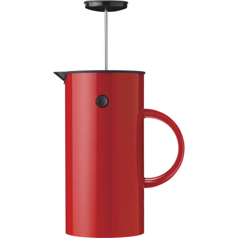 Stelton Erik Magnussen French Press | Red 813