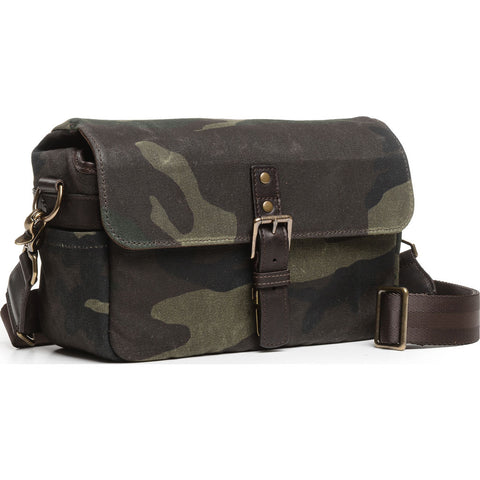 ONA The Bowery Camera Sling Bag | Camouflage- ONA5-014CMO
